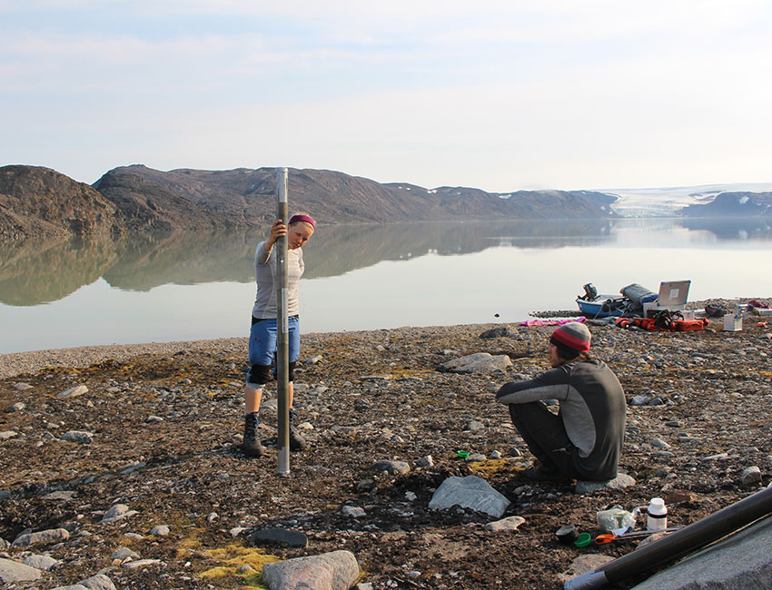 Reconstructing glacial history to understand current climate responses