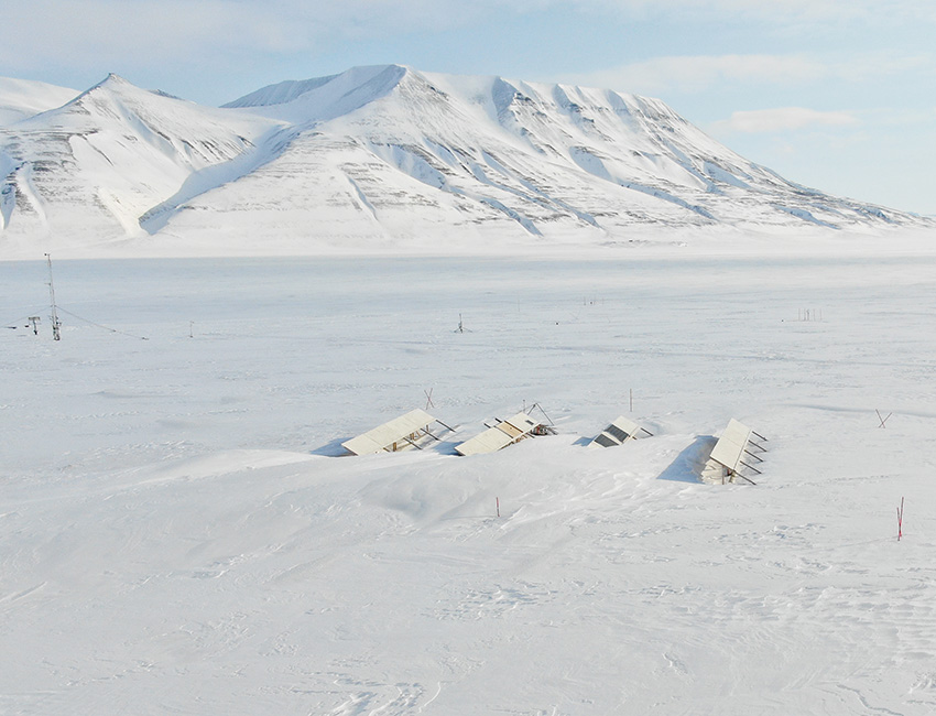 Great opportunities for solar energy in the Arctic
