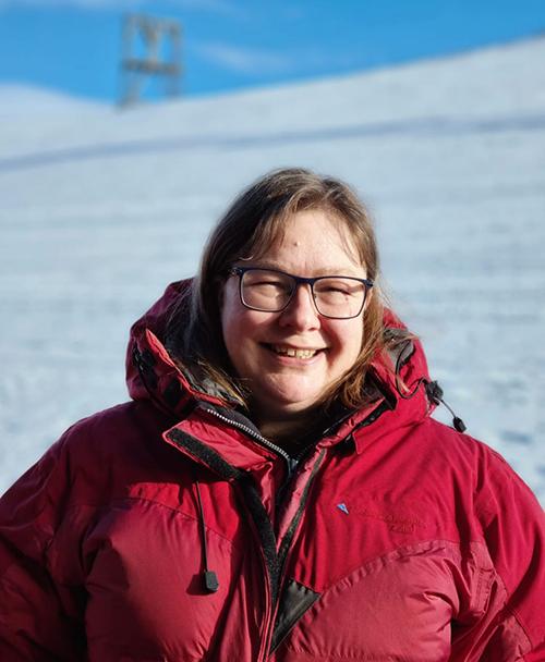 Professor Anna Sjöblom Coulson
