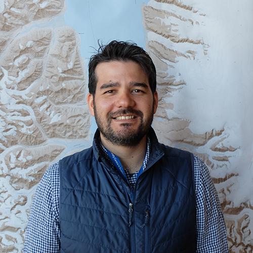 PhD candidate Rafael Kenji Horota.