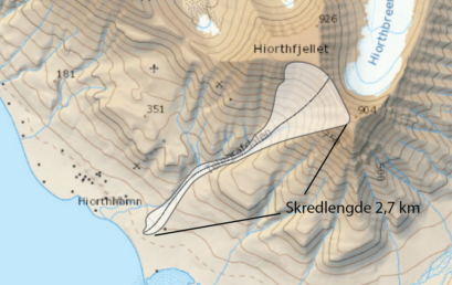 Featured image for 'Continuous avalanche danger around Longyearbyen'