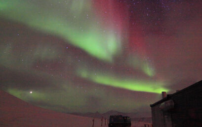 Featured image for 'Pulsating aurora can lead to depletion of the ozone layer'