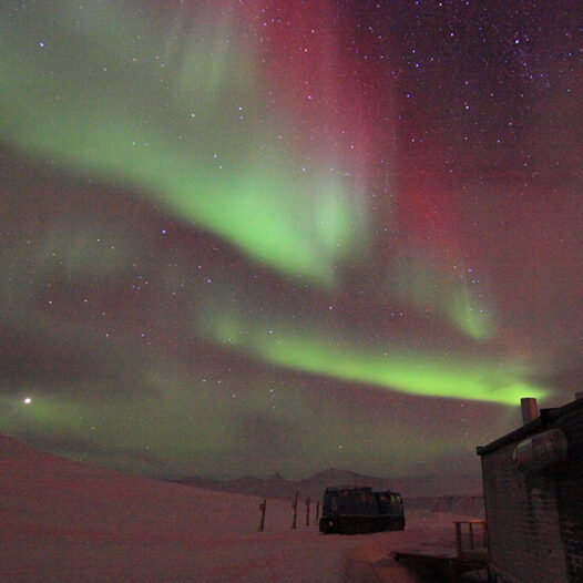 Featured image for: Pulsating aurora can lead to depletion of the ozone layer