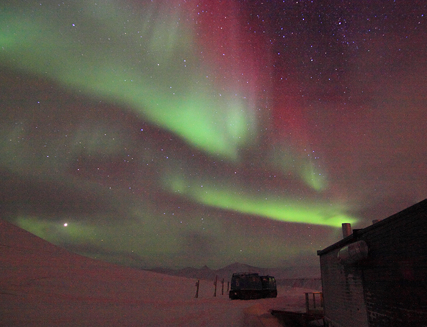 Pulsating aurora can lead to depletion of the ozone layer