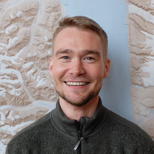 IT ingeniør David Stenersen