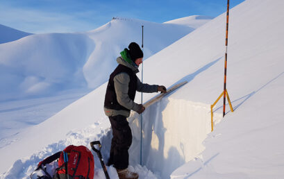 Featured image for 'Refining knowledge about snow avalanches'