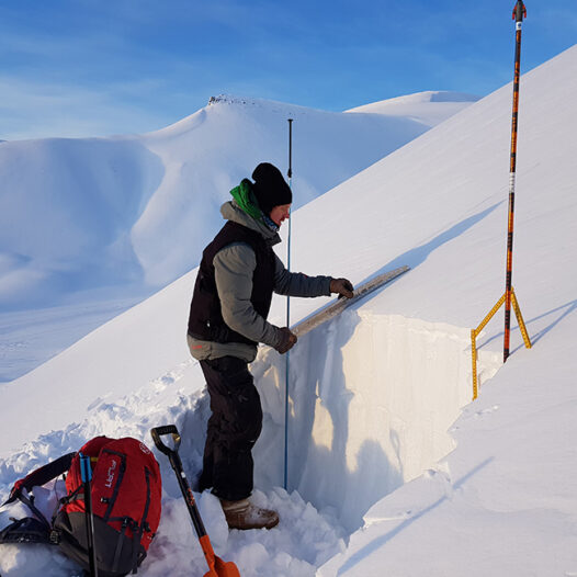 Featured image for: Refining knowledge about snow avalanches