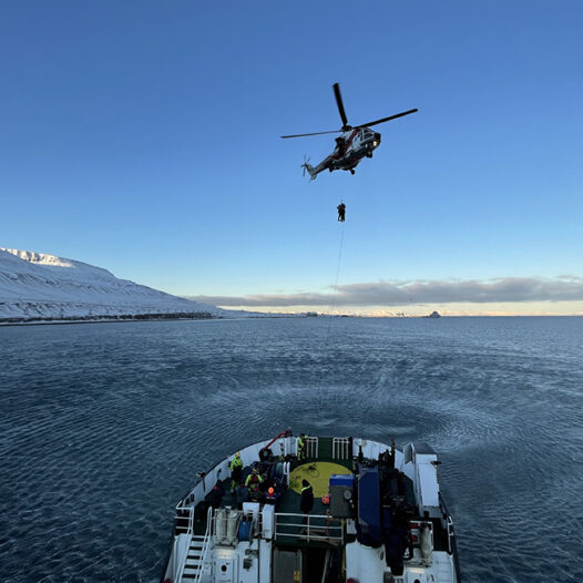 Featured image for: Arctic Mass Rescue Operation shows good cooperation in the North